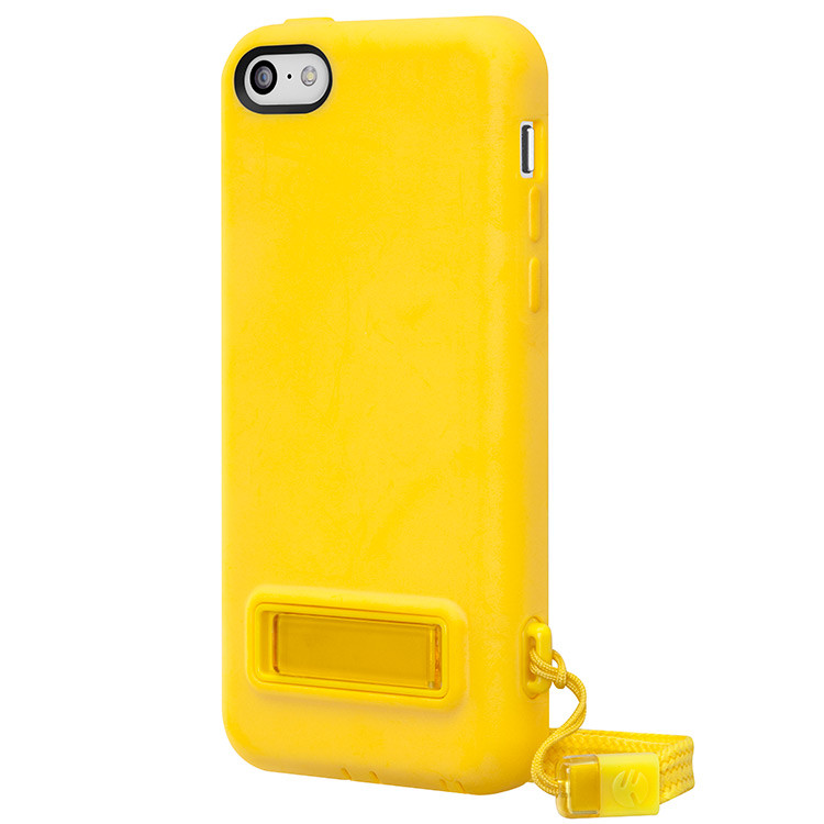 SwitchEasy Yellow PLAY Stand Case for Apple iPhone 5C ...