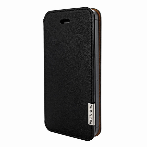 Piel Frama 639 Black FramaSlim Leather Case for Apple iPhone 5 / 5S / SE