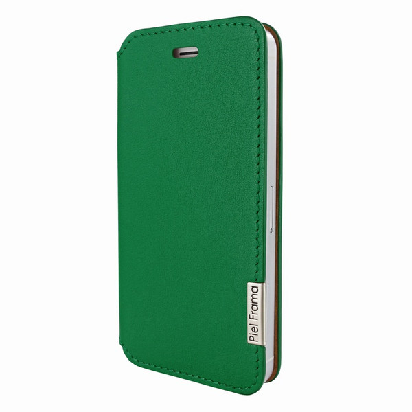 Piel Frama 639 Green FramaSlim Leather Case for Apple iPhone 5 / 5S / SE