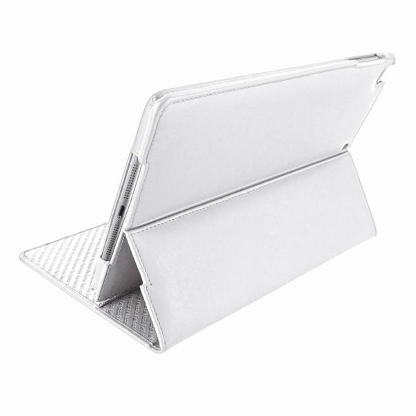 Piel Frama 643 White Cinema Magnetic Leather Case for Apple iPad Air / iPad 2017 Model