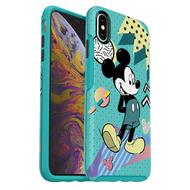 Otterbox - Symmetry Totally Disney Case for Apple iPhone Xs Max -  Rad Mickey