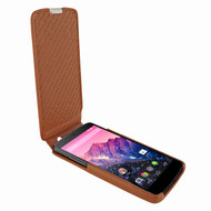 Piel Frama 650 iMagnum Tan Leather Case for Google Nexus 5