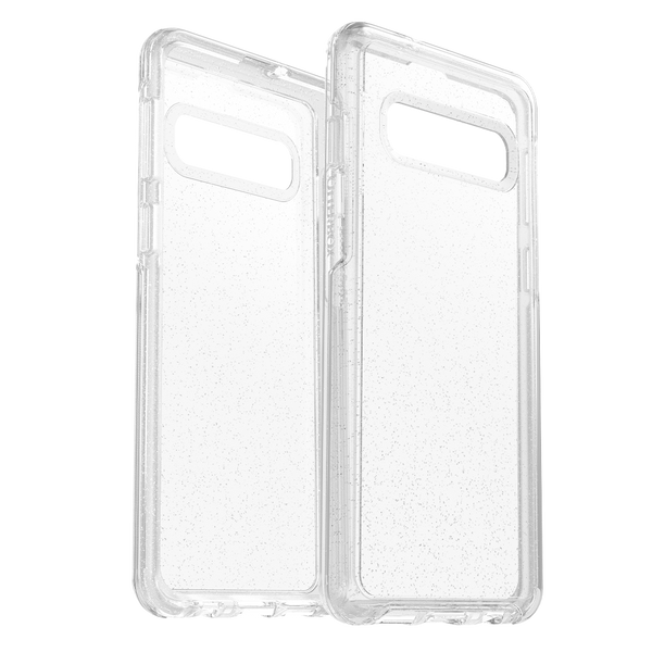 Otterbox - Symmetry Clear Case for Samsung Galaxy S10  - Stardust