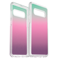 Otterbox - Symmetry Clear Case for Samsung Galaxy S10 Plus  - Gradient Energy
