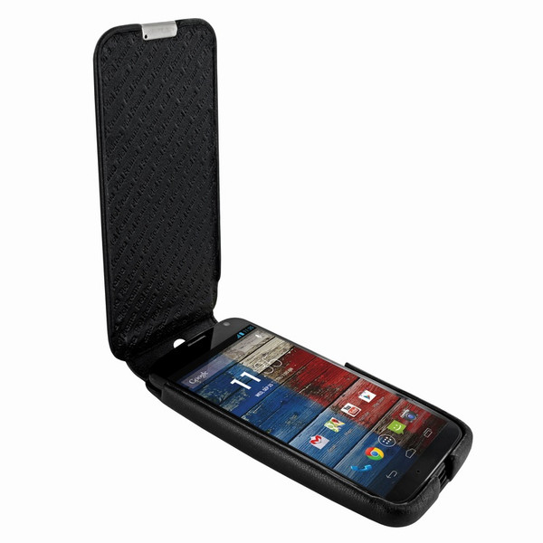 Piel Frama 654 iMagnum Black Leather Case for Motorola Moto X