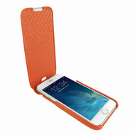 Piel Frama 676 Orange iMagnum Leather Case for Apple iPhone 6 / 6S / 7 / 8