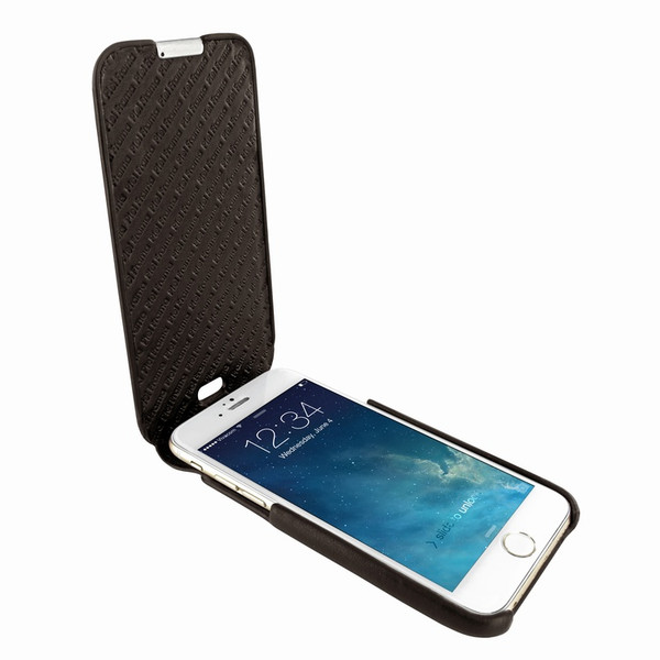 Piel Frama 676 Brown iMagnum Leather Case for Apple iPhone 6 / 6S / 7 / 8