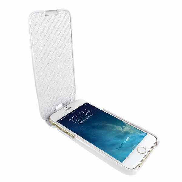 Piel Frama 676 White iMagnum Leather Case for Apple iPhone 6 / 6S / 7 / 8