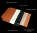 Piel Frama 676 Brown Crocodile iMagnum Leather Case for Apple iPhone 6 / 6S / 7 / 8