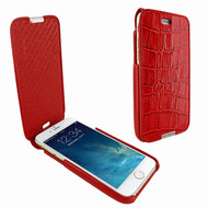Piel Frama 676 Red Crocodile iMagnum Leather Case for Apple iPhone 6 / 6S / 7 / 8