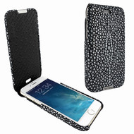 Piel Frama 676 Black Stingray iMagnum Leather Case for Apple iPhone 6 / 6S / 7 / 8