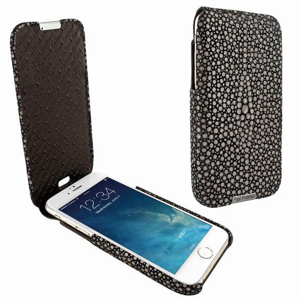 Piel Frama 676 Brown Stingray iMagnum Leather Case for Apple iPhone 6 / 6S / 7 / 8