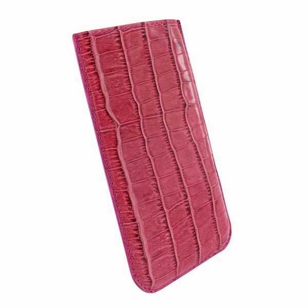 Piel Frama 680 Pink Crocodile Pull Case for Apple iPhone 6 / 6S / 7