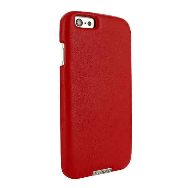 Piel Frama 683 Red FramaGrip Leather Case for Apple iPhone 6 / 6S
