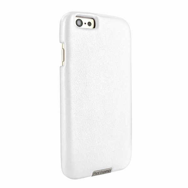 Piel Frama 683 White FramaGrip Leather Case for Apple iPhone 6 / 6S