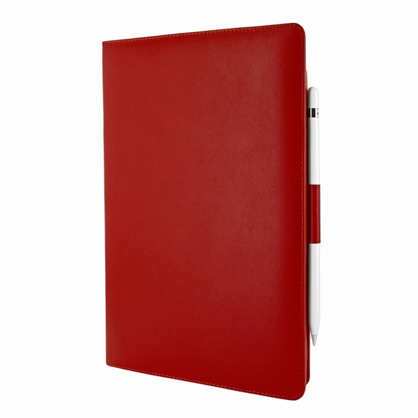 Piel Frama 823 Red Cinema Magnetic Leather Case for Apple iPad Air (2019)
