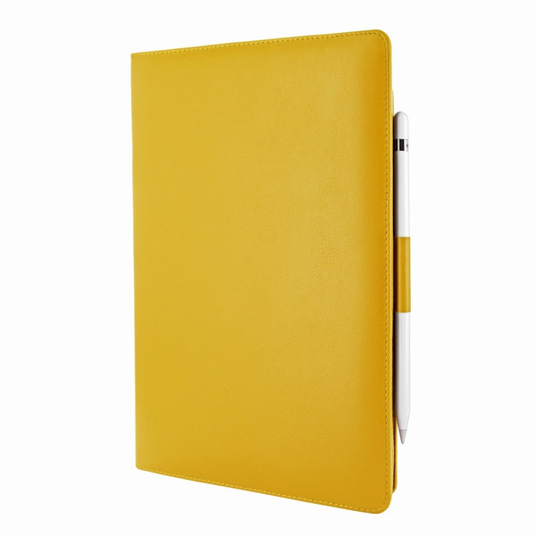 Piel Frama 823 Yellow Cinema Magnetic Leather Case for Apple iPad Air (2019)