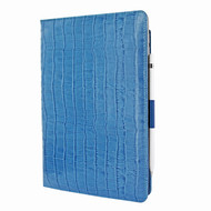 Piel Frama 823 Blue Crocodile Cinema Magnetic Leather Case for Apple iPad Air (2019)