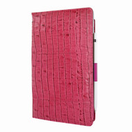 Piel Frama 823 Pink Crocodile Cinema Magnetic Leather Case for Apple iPad Air (2019)