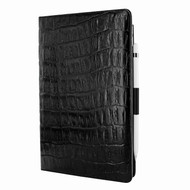 Piel Frama 823 Black Wild Crocodile Cinema Magnetic Leather Case for Apple iPad Air (2019)