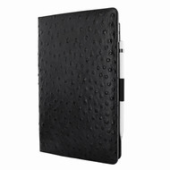 Piel Frama 823 Black Ostrich Cinema Magnetic Leather Case for Apple iPad Air (2019)