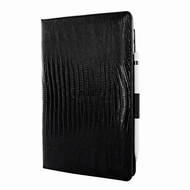 Piel Frama 823 Black Lizard Cinema Magnetic Leather Case for Apple iPad Air (2019)