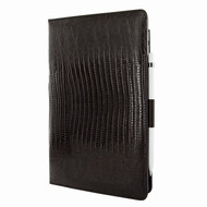 Piel Frama 823 Brown Lizard Cinema Magnetic Leather Case for Apple iPad Air (2019)