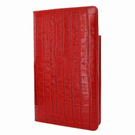 Piel Frama 825 Red Crocodile Cinema Magnetic Leather Case for Apple iPad mini (2019)