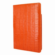 Piel Frama 825 Orange Crocodile Cinema Magnetic Leather Case for Apple iPad mini (2019)