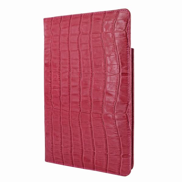 Piel Frama 825 Pink Crocodile Cinema Magnetic Leather Case for Apple iPad mini (2019)