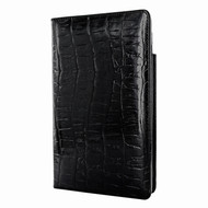 Piel Frama 825 Black Wild Crocodile Cinema Magnetic Leather Case for Apple iPad mini (2019)