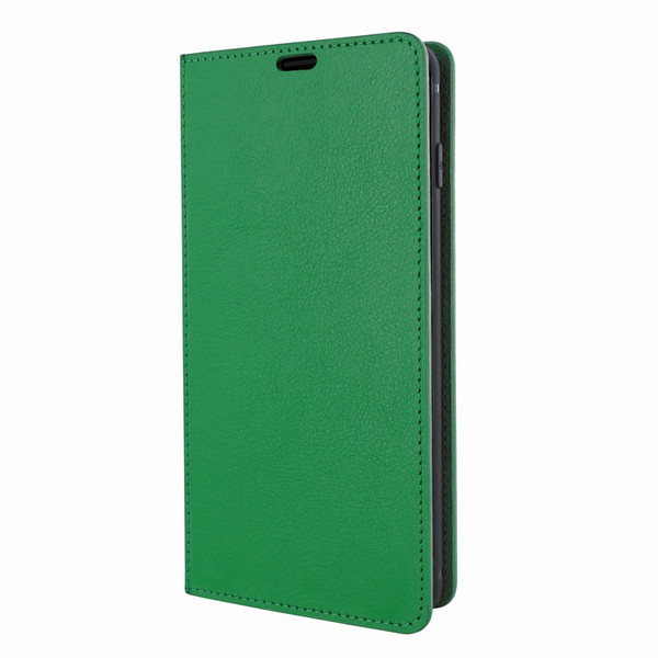 Piel Frama 821 Green FramaSlimCards Leather Case for Samsung Galaxy S10 Plus