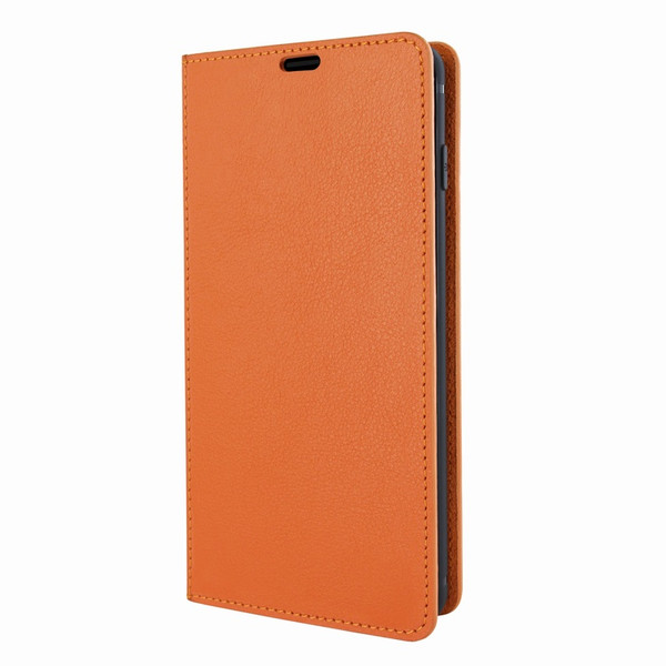 Piel Frama 821 Orange FramaSlimCards Leather Case for Samsung Galaxy S10 Plus
