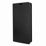 Piel Frama 821 Black Karabu FramaSlimCards Leather Case for Samsung Galaxy S10 Plus