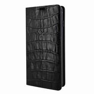 Piel Frama 822 Black Crocodile FramaSlimCards Leather Case for Samsung Galaxy S10e