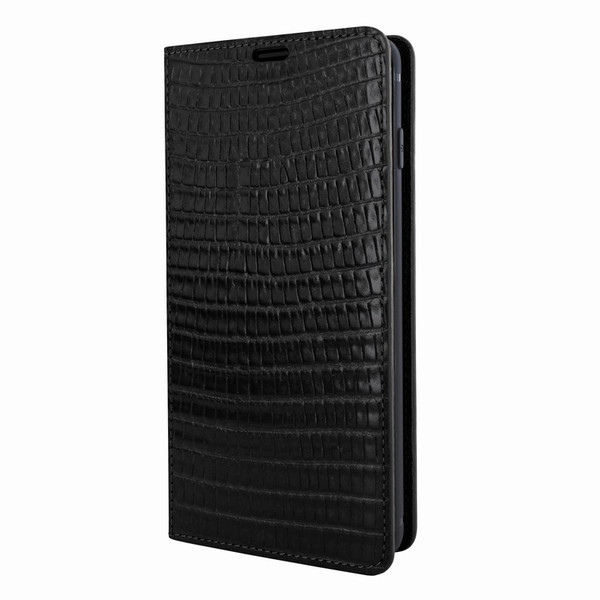 Piel Frama 822 Black Lizard FramaSlimCards Leather Case for Samsung Galaxy S10e