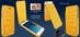 Piel Frama 685 iMagnum Yellow Crocodile Leather Case for Apple iPhone 6 Plus