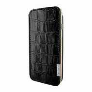 Piel Frama 686 Black Crocodile FramaSlim Leather Case for Apple iPhone 6 Plus / 6S Plus