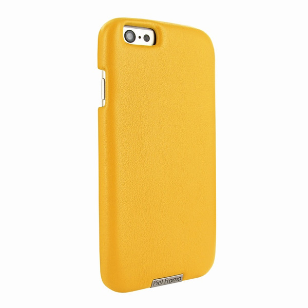 Piel Frama 693 Yellow FramaGrip Leather Case for Apple iPhone 6 Plus / 6S Plus