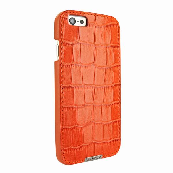 Piel Frama 693 Orange Crocodile FramaGrip Leather Case for Apple iPhone 6 Plus / 6S Plus
