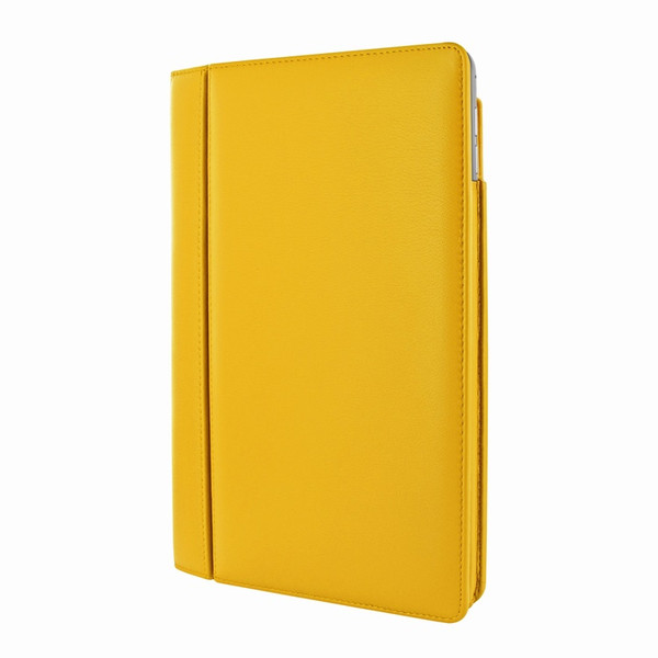 """Piel Frama 695 Yellow Magnetic Leather Case for Apple iPad Air 2 / iPad 9.7"""" 2017 