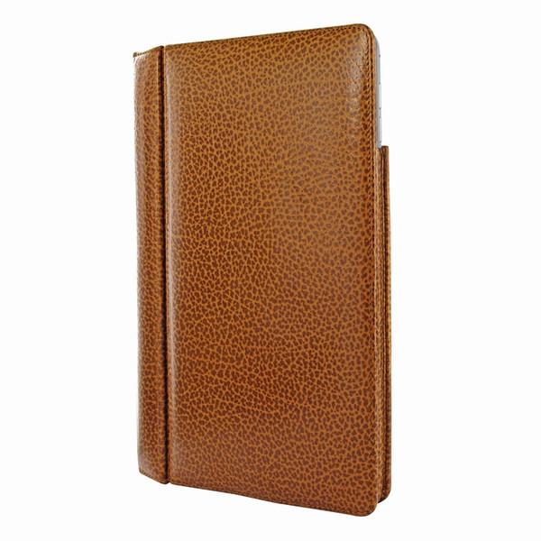 Piel Frama 695 Tan Karabu Magnetic Leather Case for Apple iPad Air 2
