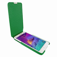 Piel Frama 699 iMagnum Green Leather Case for Samsung Galaxy Note 4