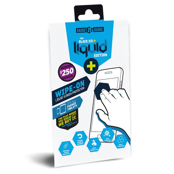 Gadget Guard - Black Ice Plus Liquid Screen Protection 250 - Clear