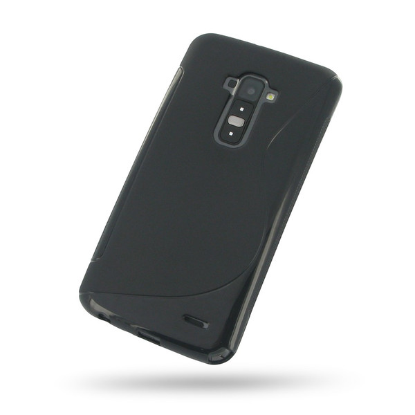 PDair Black Soft Plastic Case for LG G Flex