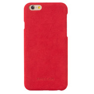 Beyza Red PUME Nubuk Leather Case for Apple iPhone 6 / 6S