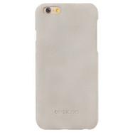 Beyza Grey PUME Nubuk Leather Case for Apple iPhone 6 / 6S