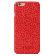 Beyza Red SHAGGY Bolax Leather Case for Apple iPhone 6 / 6S