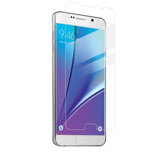 ScreenGuardz PURE Glass Screen Protector for Samsung Galaxy Note 5