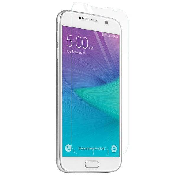 ScreenGuardz PURE Glass Screen Protector for Samsung Galaxy S6